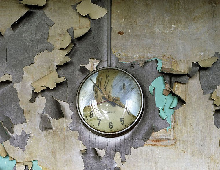 melted-clock-cass-technical-high-school